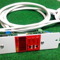 Терморегулятор для электрообогревателя